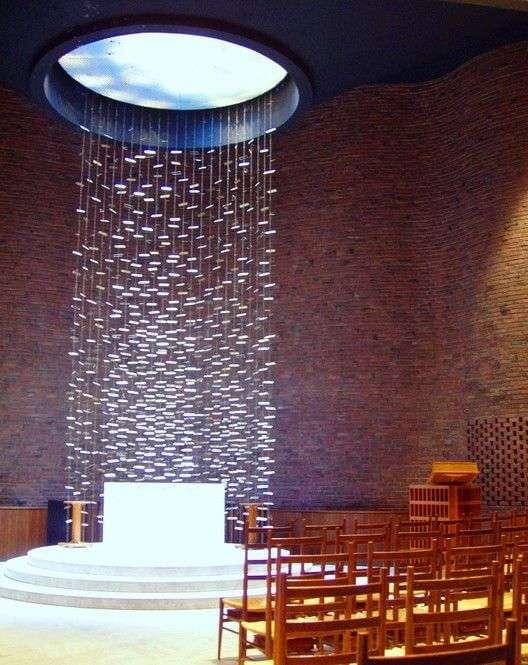 AD Classics MIT Chapel Eero Saarinen copy